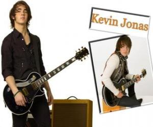 Puzle Kevin Jonas (Jason v Camp Rock)