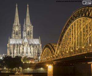 Puzle Kolínská katedrála, Německo