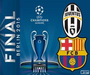 Puzle Konečné 2014/15 Ligy mistrů UEFA