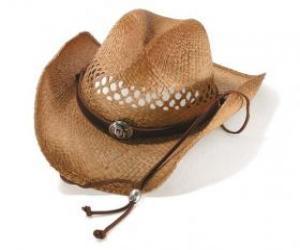 Puzle Kovbojský klobouk
