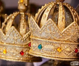 Puzle Královská koruna