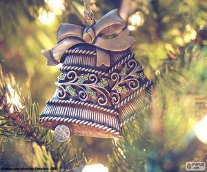 Puzle Krásné vánoční kampaně