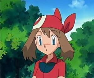 Puzle Květen je dcera Norman, City Gym Leader Max Petali a sestra.