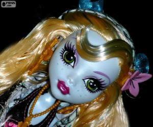 Puzle Lagoona Blue z Monster High