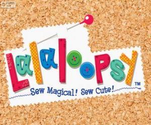 Puzle Lalaloopsy logo