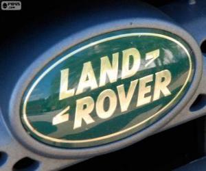 Puzle Land Rover logo