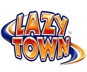 Puzle Lazy Town logo