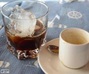 Puzle Ledová káva