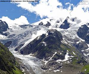 Puzle Ledovec
