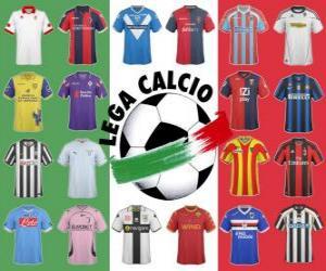 Puzle Lega Calcio Serie A