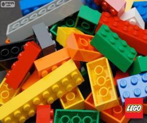 Puzle Lego figurky