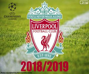 Puzle Liverpool, Champions League 2019