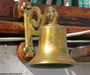 Puzle Lodní zvon