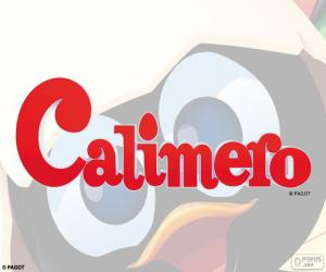 Puzle Logo Calimero