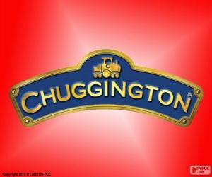 Puzle Logo Chuggington