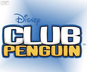 Puzle Logo Club Penguin