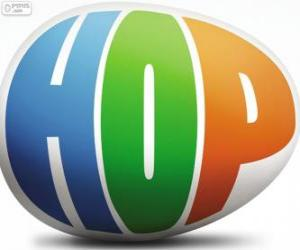 Puzle Logo Hop, film