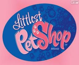 Puzle Logo Littlest PetShop
