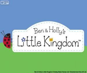 Puzle Logo Malé království Bena a Holly