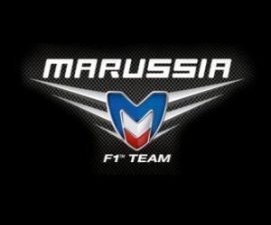 Puzle Logo Marussia F1 Team