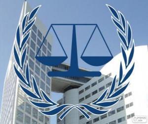 Puzle Logo MTS, Mezinárodní trestního soud