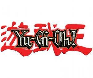 Puzle Logo na Yu-Gi-Oh!