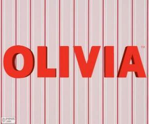 Puzle Logo Olivia