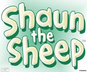 Puzle Logo Ovečka Shaun