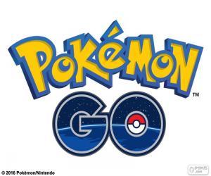 Puzle Logo Pokémon GO