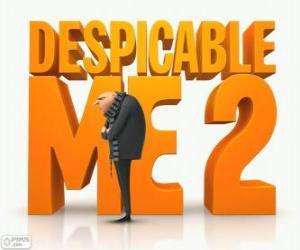 Puzle Logo z filmu Já, padouch 2