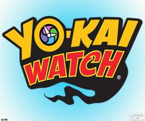 Puzle Logo z Yo-kai Watch
