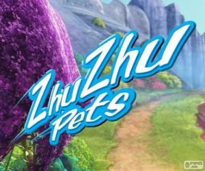 Puzle Logo Zhu Zhu Pets