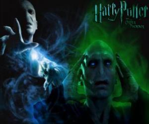 Puzle Lord Voldemort je hlavním nepřítelem Harryho Pottera