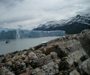 Puzle Los Glaciares National Park, Santa Cruz, Argentina