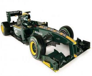 Puzle Lotus T127
