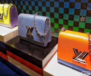 Puzle Luxusní kabelky
