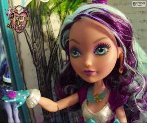Puzle Madeline Hatter, student z Ever After High