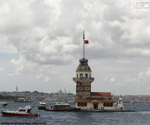 Puzle Maiden Tower, Turecko