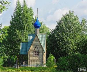 Puzle Malá kaple, Rusko