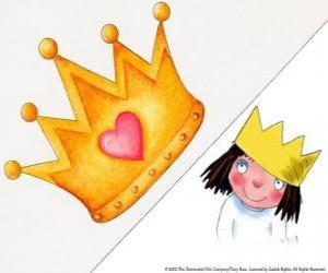 Puzle Malá princezna
