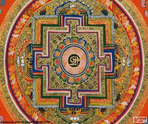 Puzle Mandala