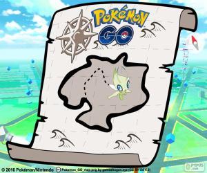 Puzle Mapa Pokémon GO
