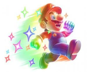 Puzle Mario neporazitelný