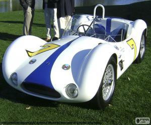 Puzle Maserati Tipo 61 (1960)