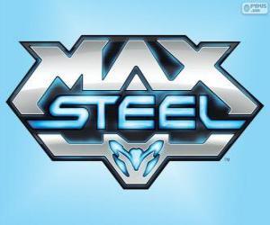 Puzle Max Steel logo