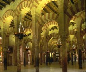 Puzle Mešita, místo uctívání islámu