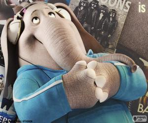 Puzle Meena slon