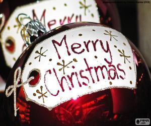 Puzle Merry Christmas