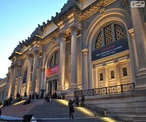 Puzle Metropolitní muzeum umění, New York