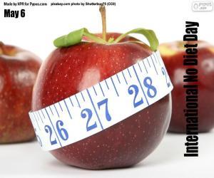 Puzle Mezinárodní den bez diety